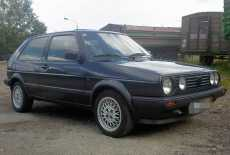 VW Golf 2 GT Special