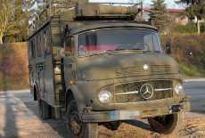 Mercedes-Benz Rundhauber