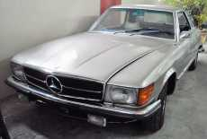 Mercedes-Benz 350 SLC R107