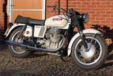 Moto Guzzi V7 750 Spezial