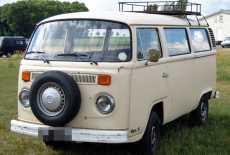 VW Bus T2 Bulli