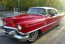 Cadillac Sedan DeVille 56