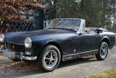 MG Midget Mark III British Leyland