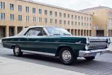 Ford Mercury Comet