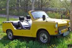 Trabant Cabrio