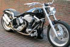 Harley Davidson Custom (Walz)
