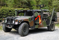 AM General HMMWV M998 Hummer