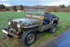 Willys Overland Jeep M38