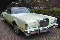 Lincoln Mark IV