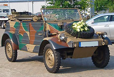 VW Militär-Kübel