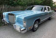 Lincoln Continental Automatic