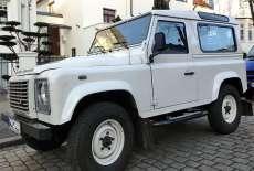 Land Rover Defender 90 TD 4