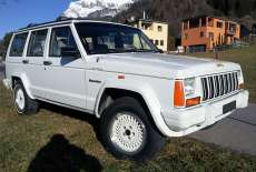 Jeep  Cherokee 4.0 Limited XJ