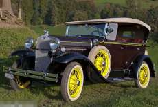 Ford A Phaeton DeLuxe