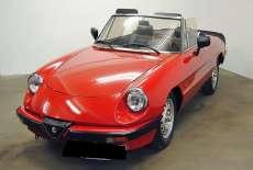 Alfa Romeo Spider 2.0 Aerodinamica