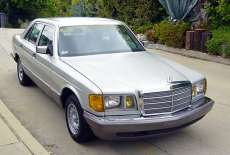 Mercedes-Benz 300 SD US-Version