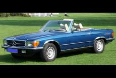 Mercedes-Benz 350 SL R107