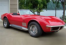 Chevrolet Corvette Stingray C3