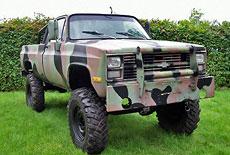 Chevrolet K 30 M1008