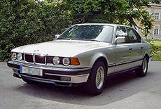 BMW 730 V8 E32