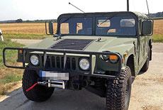 AM General HMMWV M1113 Hummer