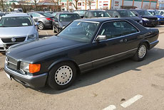 Mercedes-Benz C126 560SEC W126