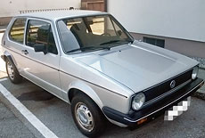 VW Golf 1 GL