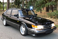 Saab 900 Turbo 16S Blaulicht