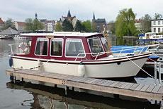 Salonboot Verdränger