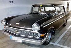 Opel PL 2,6 Kapitän