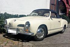 VW Karmann Ghia Cabriolet Typ 14