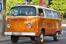 VW Bulli T2b Bus