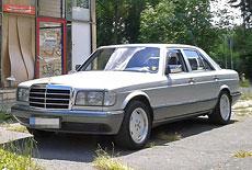 Mercedes-Benz S-Klasse 300 SE (W126)