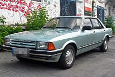 Ford Granada 2.0 GL (MK3)