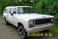 Dodge W350 Crewcab