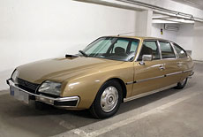 Citroen CX Pallas