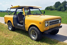 International Harvester Scout 2