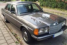 Mercedes-Benz 230 E W 123