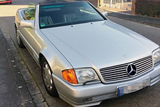 Mercedes-Benz 500 SL R 129
