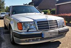 Mercedes-Benz 500E W 124