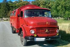 Mercedes-Benz L710 Rundhauber