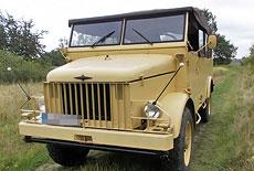 Borgward B 2000 A/O Gerätefahrzeug