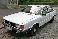 Audi 80 B2 Typ 81 2-Türer