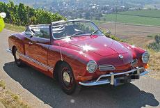 VW Karmann-Ghia Typ 14 Cabriolet