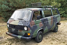 VW T3 Bulli Transporter