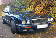 Jaguar XJ 4.0 Sovereign