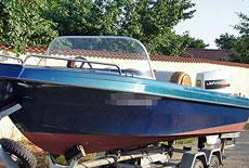 Motorboot Classic Classic