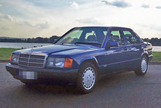 Mercedes-Benz 190 E 2.3 Avantgarde W 201
