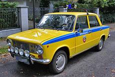 Lada 2101 Shiguli Miliz