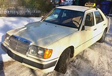 Mercedes-Benz 200 Diesel Automatik Taxi